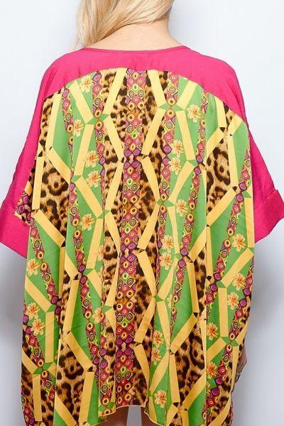 Esme Pink Leopard