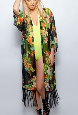 Belle Green Tropical